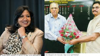 Kiran Mazumdar-Shaw and Dr Mylavarapu Ramamoorty elected as Foreign Members to US's National Academy of Engineering