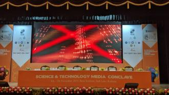 Would deliberations at the IISF 2019 Science and Technology Media Conclave lead to traction in India's science communication scene?