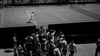 Technology not merely a tool in tennis, but now in the driver's seat
