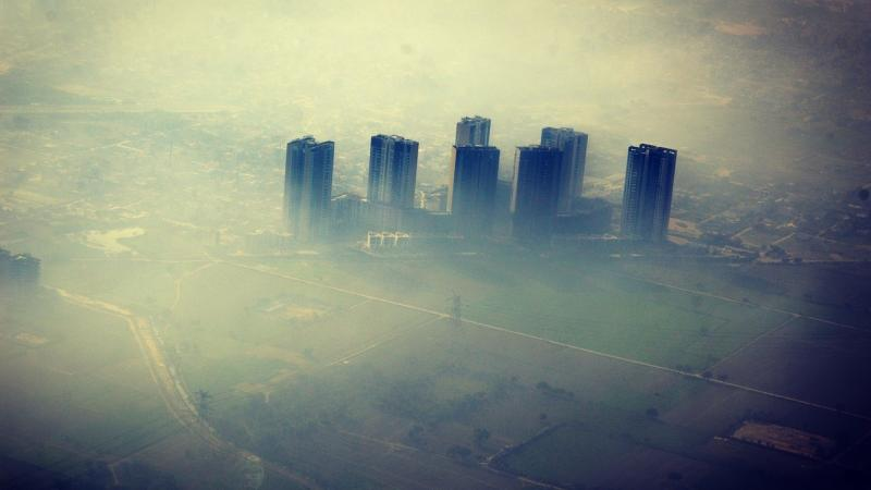 Breathing poison? Air pollution is a leading cause of death in India, reports study