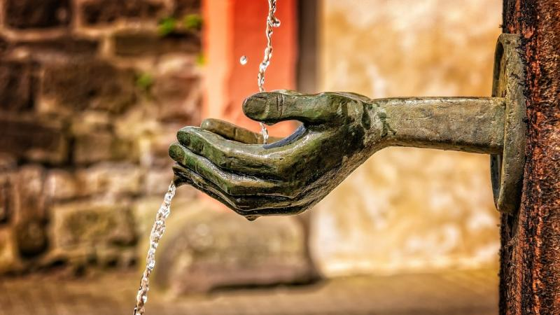 Quenching cities' thirst with rural water