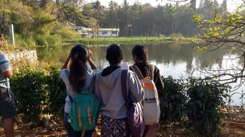 Nurturing a support system for India's women scientists