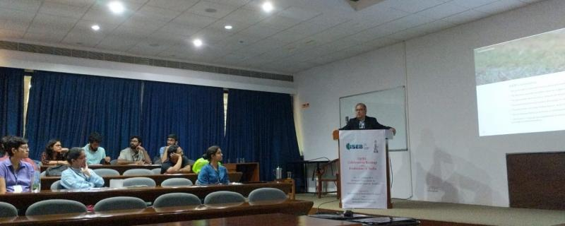Indian Society of Evolutionary Biologists organises its first conference on 'Celebrating Ecology and Evolution in India'