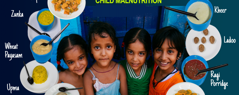 New fortified foods to combat malnutrition in India