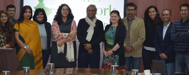 An 'EChO Network' for cross-disciplinary leadership in India