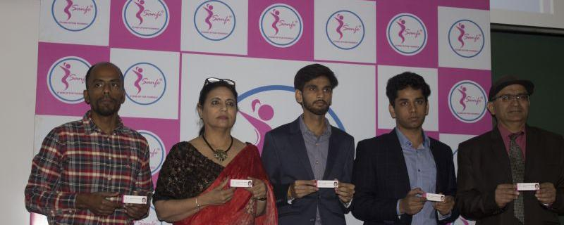 On Women's Day, a gift of natural solution for period pain from IIT Delhi students