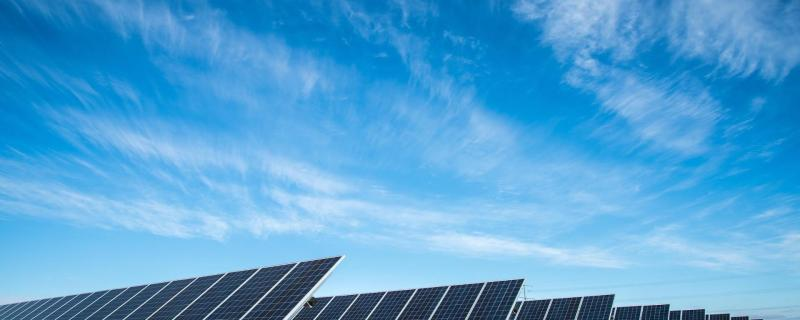 Azure lockdown skies resulted in higher solar power generation, study shows