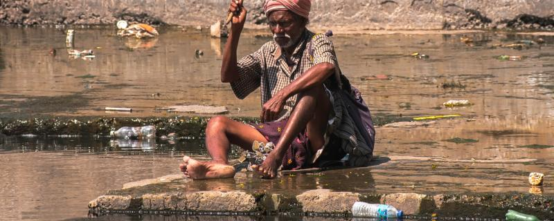 Hybrid Treatment Systems— A solution to India's dying waters