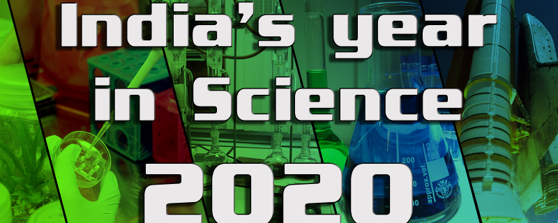 India's year in Science-2020